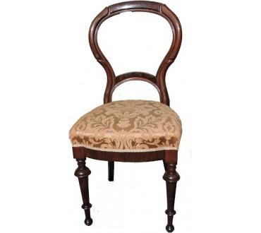 """69    Chaise """"rococo"""""""