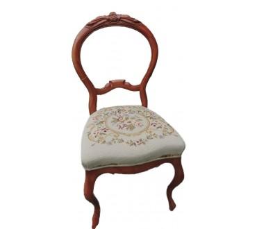 """140    Chaise """"rococo"""""""