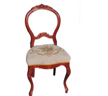 """168    Chaise """"rococo"""""""