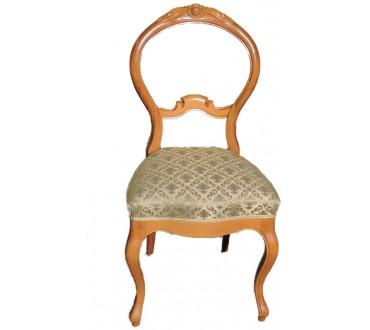 """169    Chaise """"rococo"""""""