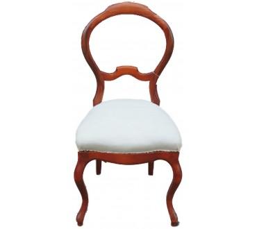 """190    Chaise """"rococo"""""""