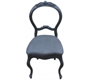 """211    Chaise """"rococo"""""""